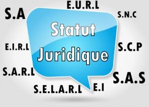 Les différentes formes juridiques