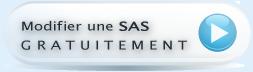 Modifier une SAS gratuitement