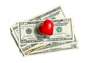 Le love money