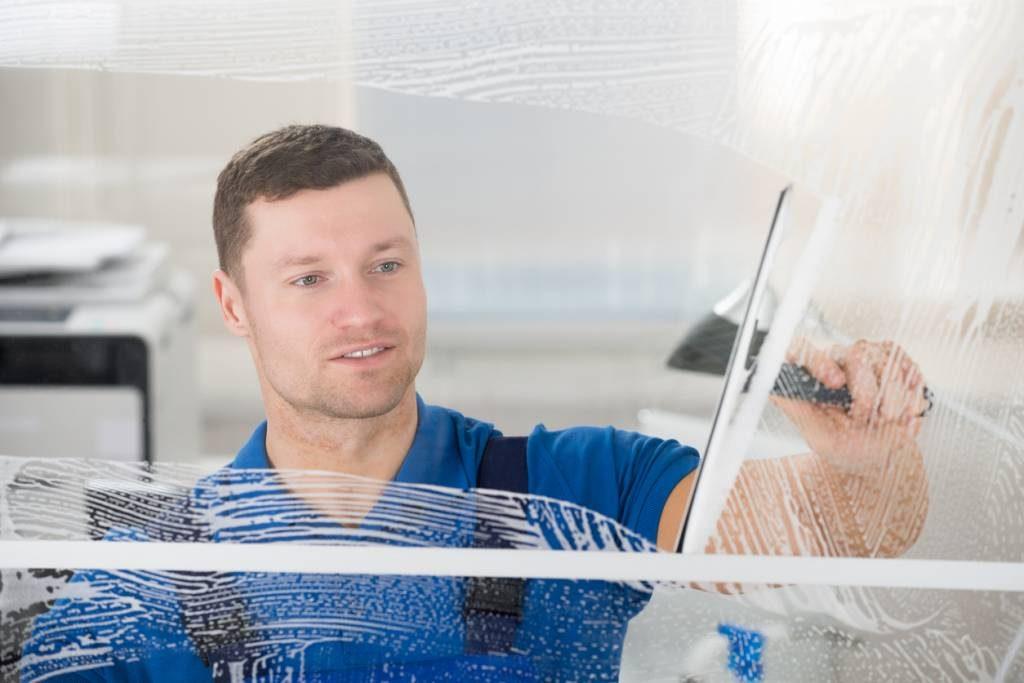 Lavage de vitres entreprise