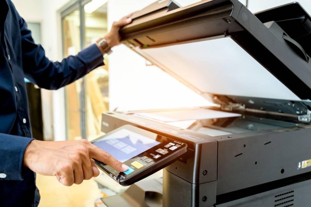 Louer un photocopieur auprès d'un professionnel