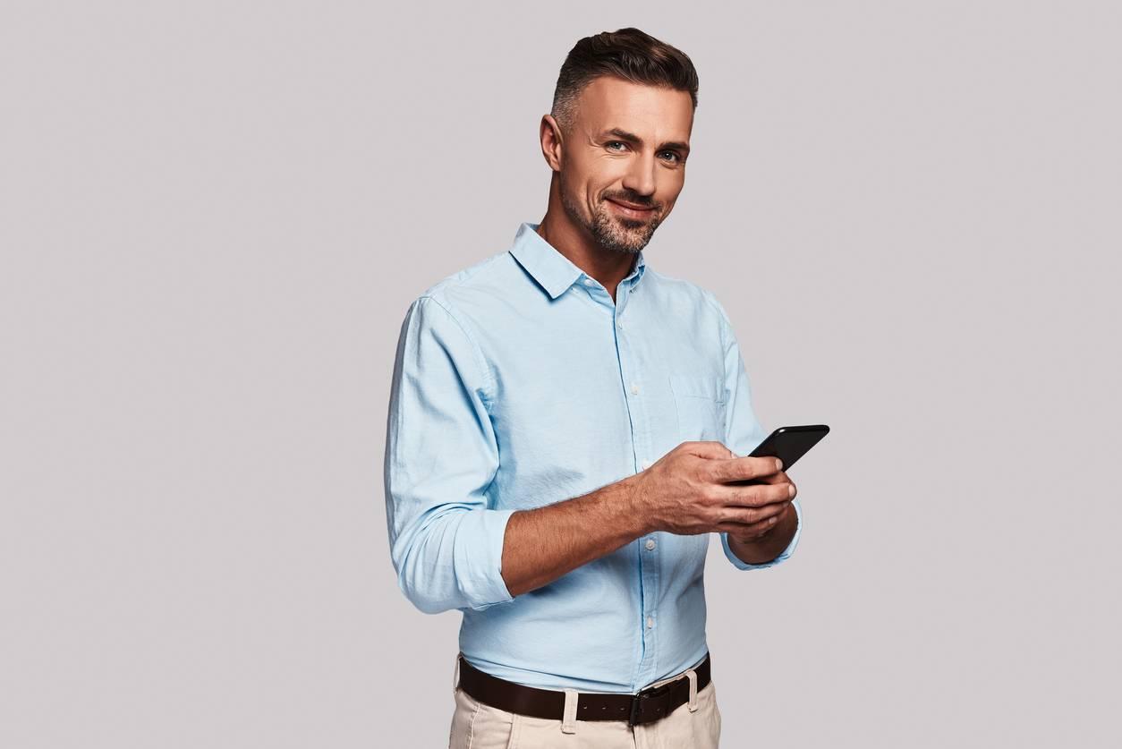 mobile professionnel