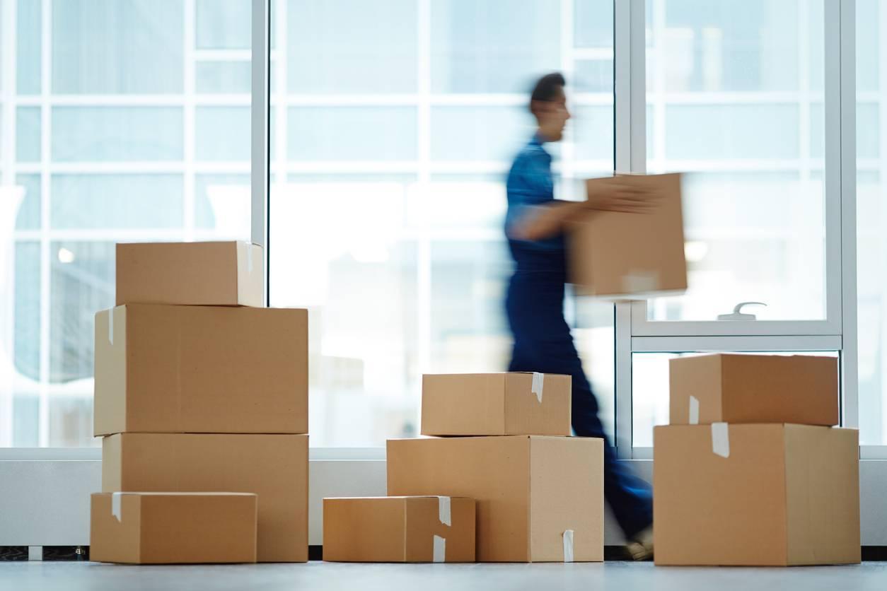 déménagement entreprise