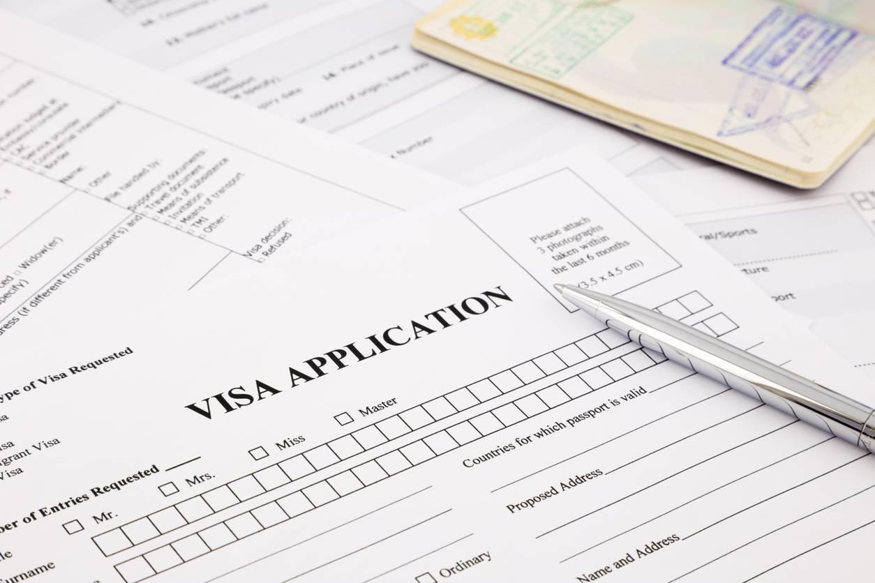 demande de visa E2