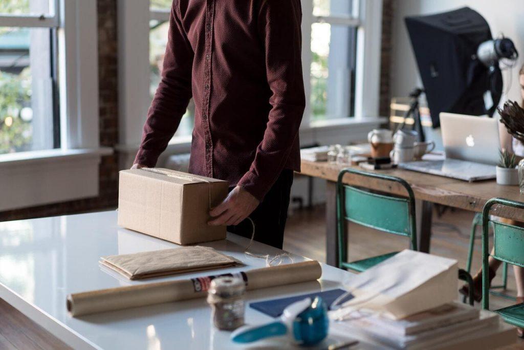 Packaging e-commerce